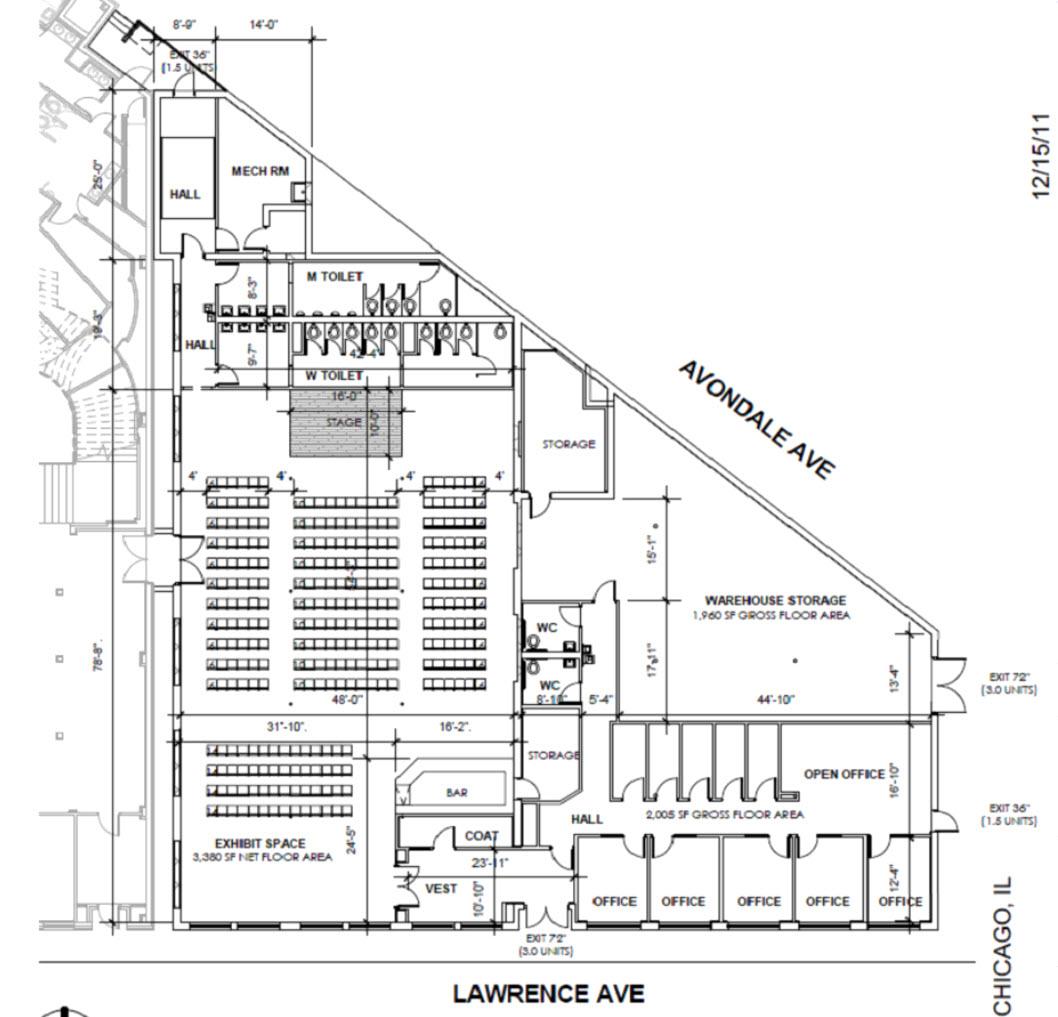 Annex map - Copernicus Center