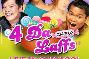 4 Da Laffs Comedy