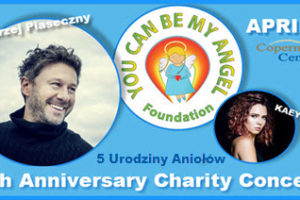Andrzej Piaseczny in Chicago, You Can Be My Angel Foundation, Concerts in Chicago, Kaeyra live, Andrzej Piaseczny at the Copernicus Center, Koncert Charytatywny Fundacji You Can Be My Angel, Piec Lat Aniolow, Copernicus Center Chicago, 5 Urodziny Aniolow, Polskie Wydarzenia w Chicago, polskie koncerty,