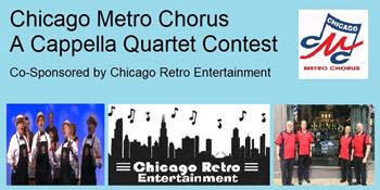 A Cappella Quartet Contest