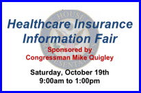 Healthcare Insurance Information Fair