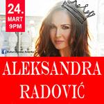 Aleksandra Radovic, Aleksandra Radovic USA Tour, Aleksandra Radovic Concert, Aleksandra Radovic Chicago, Aleksandra Radovic Tickets in Chicago