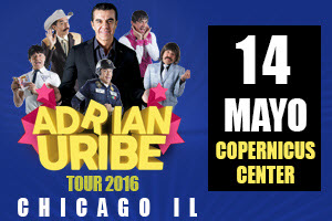 Adrian Uribe, El Vitor, Comediante, 2016, Chicago, Eventos en Chicago, Eventos Latino, conciertos latinos, boletos, 05/16/2016, Copernicus center