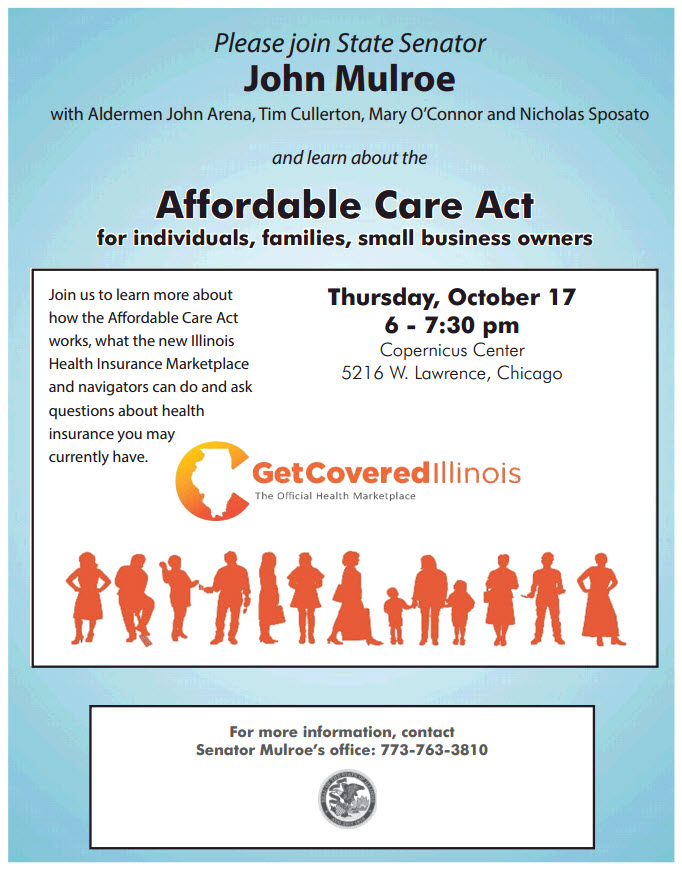 Affordable Care Act Seminar 10-17-13