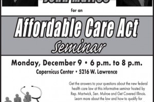 Affordable Care Act 12-9 Copernicus Center