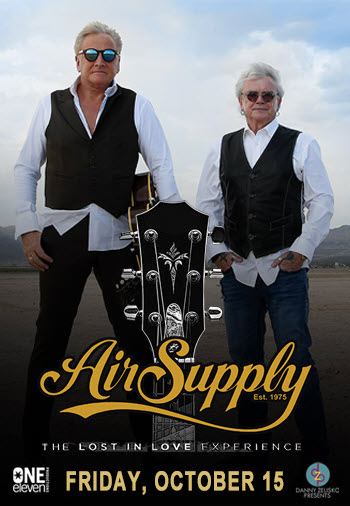 Air Supply Chicago