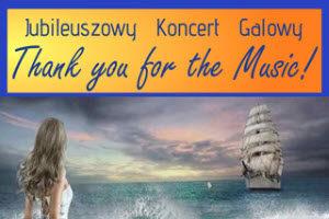 Koncert z okazji 20 – lecia Akademii Muzyki PaSO