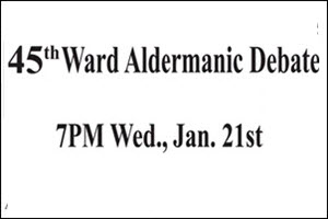 Aldermanic Debate 1-21-2015
