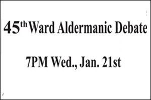 Aldermanic Debate 1-21-2015