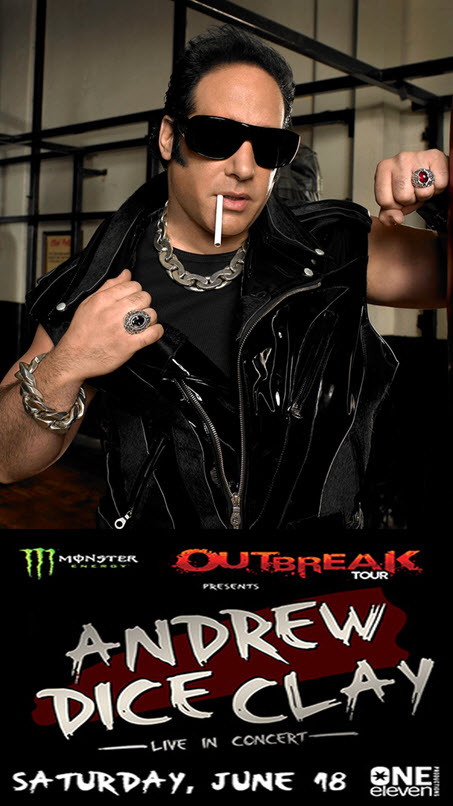 Andrew Dice Clay, Comedy, Live Comedy, Dice Rules, The Filthy Truth, Dice, Showtime, Chicago, Copernicus Center, Tickets