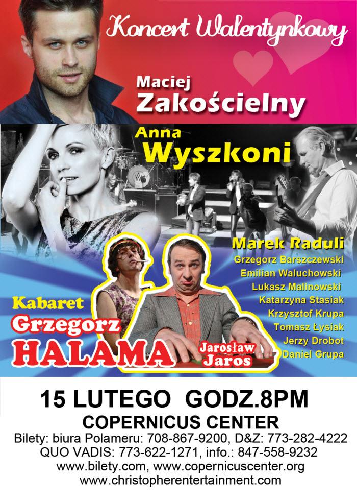 Anna Wyszkoni 2-15-2014 Copernicus Center