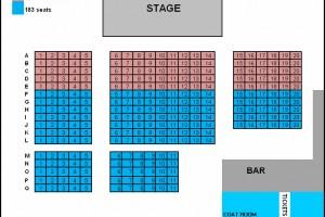 concert venue, small concert venue, annex, copernicus center, venue rental, concert venue space