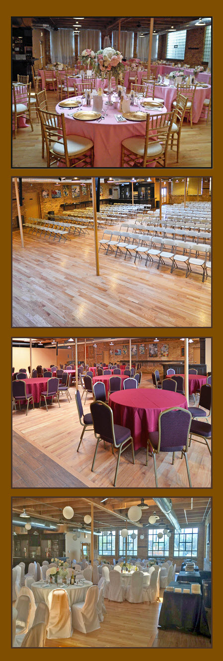 wedding venue, banquet hall, venue space, venue rental, chicago, Copernicus Center
