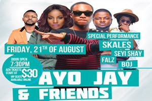 Ayo Jay and Friends