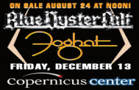 Blue Oyster Cult – Foghat