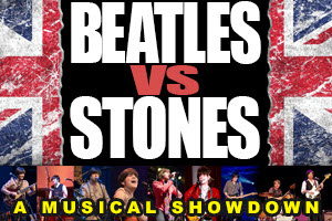 Beatles vs Stones