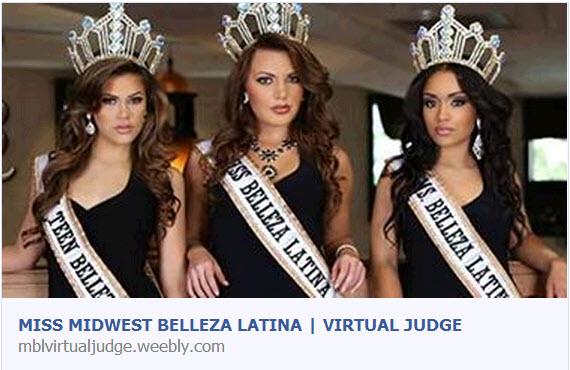 Belleza Latina vote