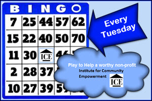 Tuesday Night Bingo