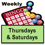 Bingo, Jackpot, Wildstar, Chicago, Jefferson Park