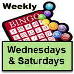 Bingo, Jackpot, Wildstar, Chicago, Jefferson Park, Chicago Bingo, Copernicus Center, Wednesday night bingo, Saturday bingo