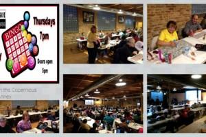 Bingo - Thursday nights - Jefferson Park