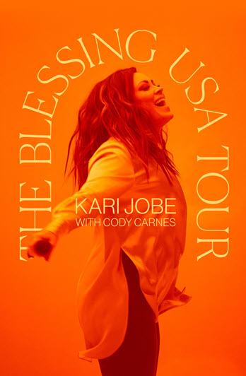 The Blessing USA Tour 2021 with Kari Jobe