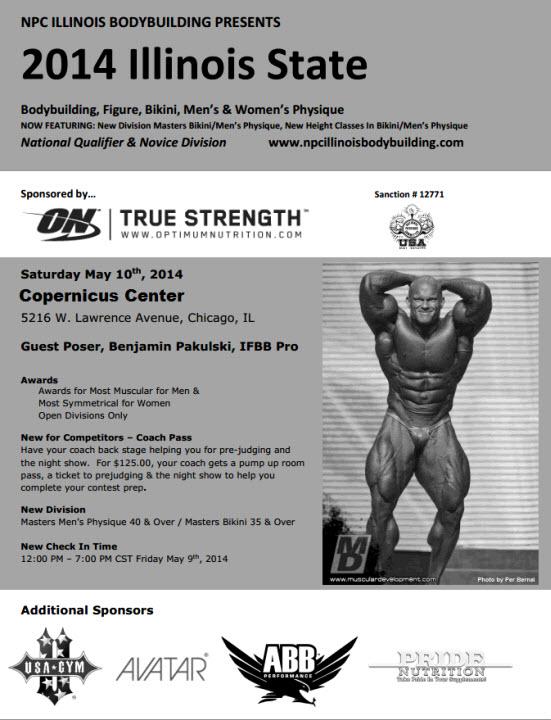Copernicus ironman bodybuilding