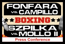 Boxing – Press Conference