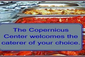 Copernicus Center Catering