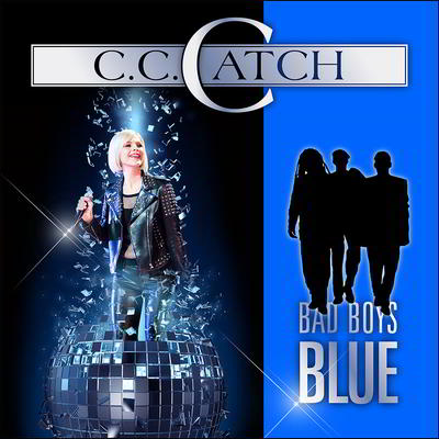 C.C.Catch, Bad Boys Blue, Chicago, Live Concert, Chicago Events, October 2015, Queen of Disco, Disco, Copernicus Center