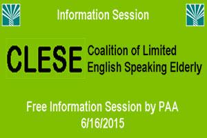 Coalition of Limited English Speaking Elderly