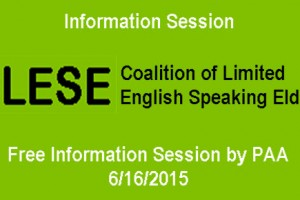 Coalition of Limited English Speaking Elderly, CLES, Chicago, Elderly, Senior Services, Senior Information, Chicago, Polish American Association, PAA, Copernicus Center