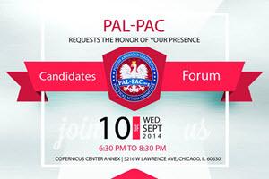 Candidates Forum Sept 10
