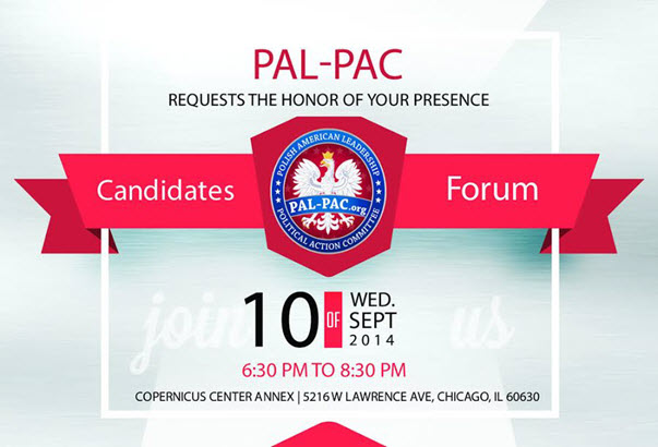 Candidates Forum | Chicago | Jefferson Park