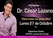 Dr. César Lozano Conferencia