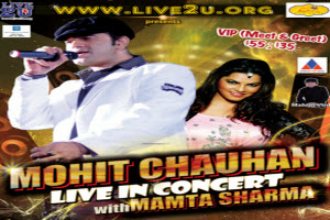 MOHIT CHAUHAN and MAMTA SHARMA