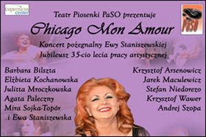 Ewa Staniszewska – Chicago Mon Amour