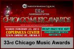 Chicago Music Awards 2-23-2014 Copernicus Center Chicago