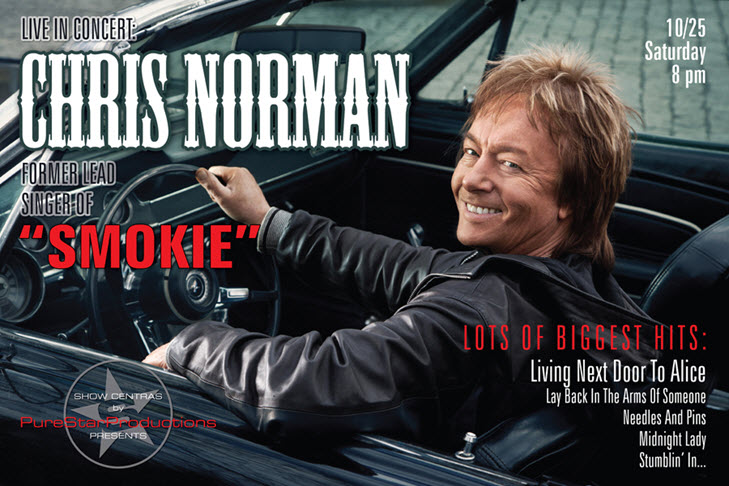 Chris Norman Concert | Chicago