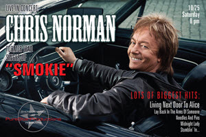 CHRIS NORMAN Concert