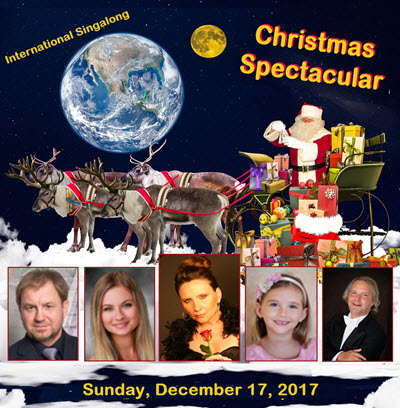 Christmas concert, orchestra concert, symphony concert, Chicago Christmas events, family Christmas events, copernicus center, 12/17/2017, christmas spectacular, Christmas cultural exchange, Chicago chopin society, jaroslaw golembiowski, philip simmons, opera, czech christmas music, polish christmas music, sing along Christmas music, sing along messiah, hallelujah chorus, handel, joseph suk, edita randova, justine izewski, danuta kuzminska, american music festivals. leroy anderson, irving berlin, dvorak, smetana, chopin, holiday music, felix bernard, johnny marks, irving berlin, international Christmas music, Edita Randova, Justine Izewski,