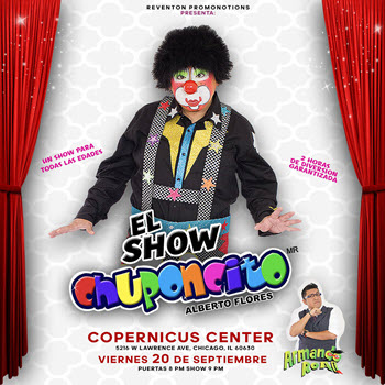 Chuponcito Show 2019 Chicago