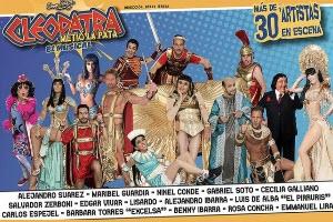 Cleopatra Metio la Pata
