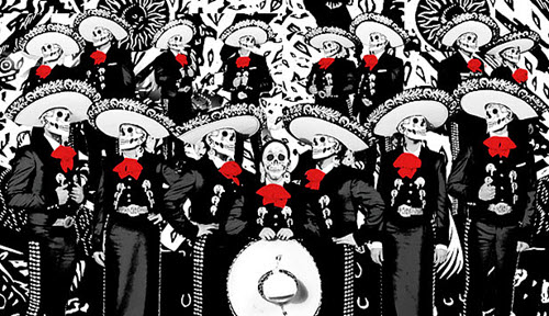 Concierto Día de Muertos