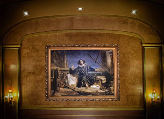 About Nicolaus Copernicus, Copernicus Center