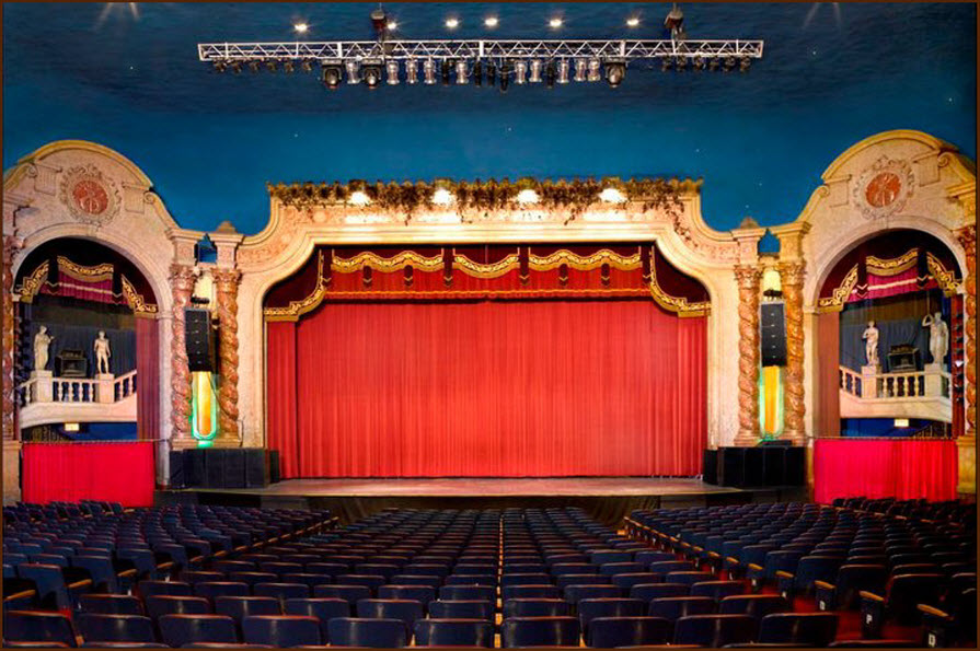 Theater Rental Copernicus Center Chicago