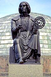 Copernicus Monument, Adler Planetarium, Copernicus Foundation, Chicago