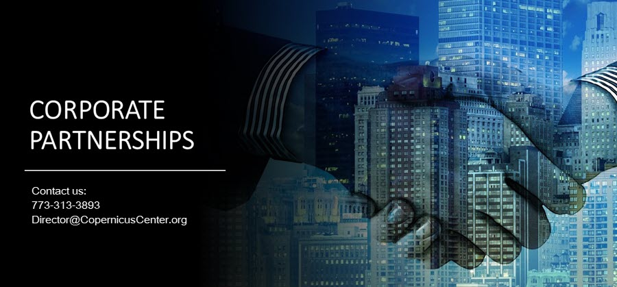 Corporate Partnerships with Copernicus Center