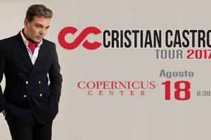 cristian castro, cristian castro en chicago, copernicus center, 8/18/2017, boletos Cristian Castro, 18 de Agosto 2017, eventos en chicago