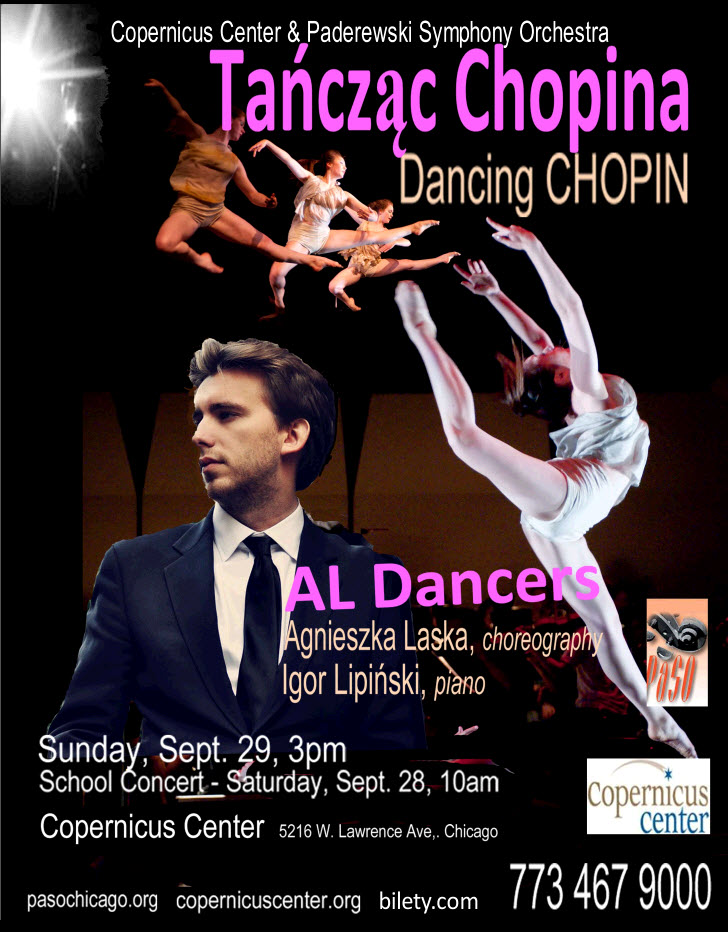 Dancing Chopin - Copernicus Center
